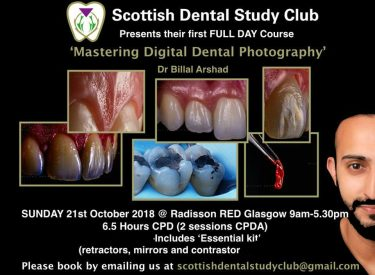 Mastering Digital Dental Photography with  Dr Billal Arshad