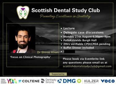 Clinical photography Dr Shiraz Khan