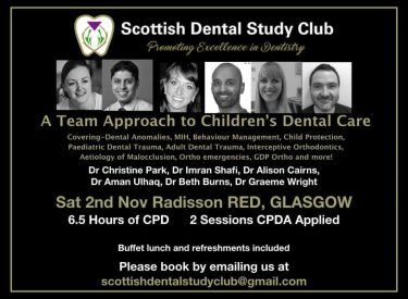 A Team Approach to Childrens Dental Care