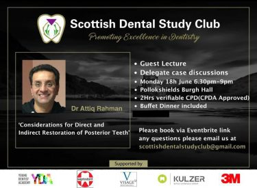Posterior tooth preparations
